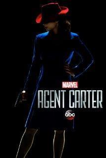 Marvel's Agent Carter Season 2 cover art