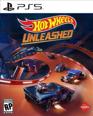 Hot Wheels Unleashed cover art