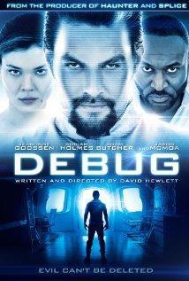 Debug cover art