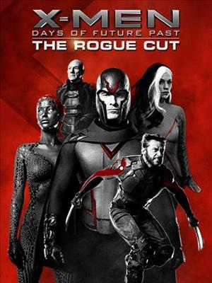 X-Men: Days of Future Past - The Rogue Cut cover art