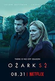 Ozark Season 2 cover art