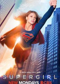 Supergirl Season 1 cover art