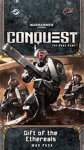 Warhammer 40,000: Conquest – Gift of the Ethereals cover art