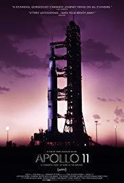 Apollo 11 cover art