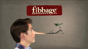 Fibbage: The Hilarious Bluffing Party Game cover art