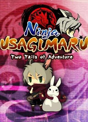 Ninja Usagimaru: Two Tails of Adventure cover art