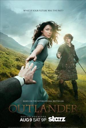 Outlander Season 1 cover art