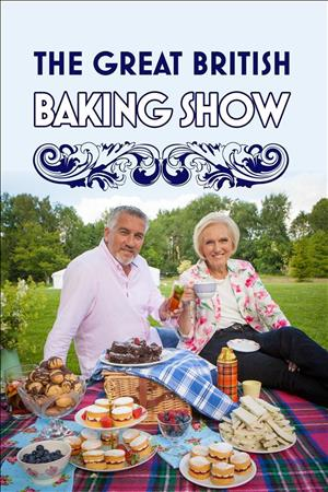 The Great British Baking Show Season 8 cover art