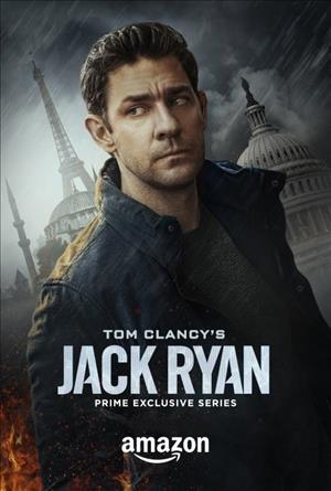 Tom Clancy's Jack Ryan Season 2 cover art