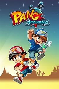 Pang Adventures cover art