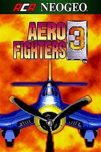 ACA NeoGeo Aero Fighters 3 cover art
