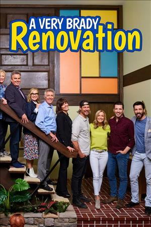 A Very Brady Renovation Season 1 cover art