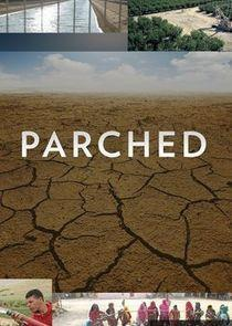 Parched Miniseries cover art