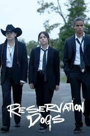 Reservation Dogs Season 2 cover art