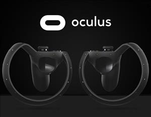 Oculus Touch cover art