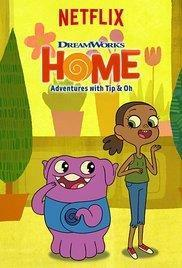 Home: Adventures with Tip & Oh Season 3 cover art