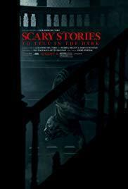 Scary Stories to Tell In the Dark cover art