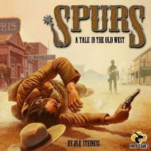 Spurs: A Tale in the Old West cover art