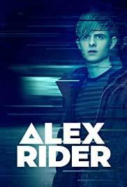 Alex Rider Season 1 cover art