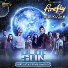 Firefly: The Game – Blue Sun cover art