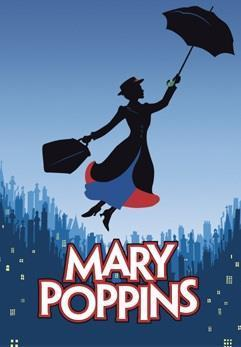 Mary Poppins Returns cover art