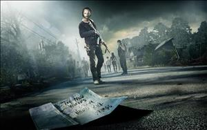 The Walking Dead - Season Five cover art