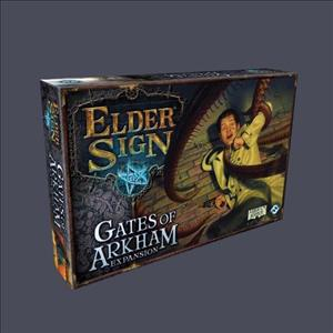 Elder Sign: Gates of Arkham cover art