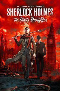 Sherlock Holmes: The Devil's Daughter cover art