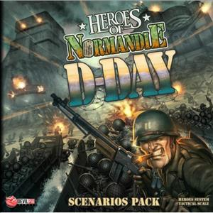 Heroes Of Normandie - D-Day Scenarios Pack cover art