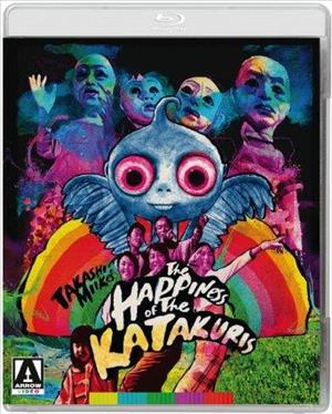 The Happiness of the Katakuris cover art