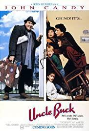 Uncle Buck cover art