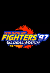 The King of Fighters '97 Global Match cover art