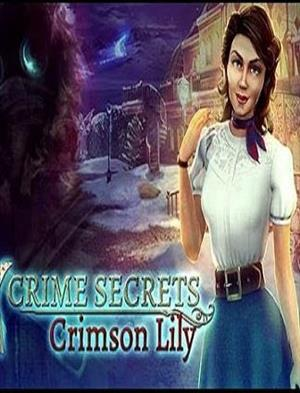 Crime Secrets: Crimson Lily cover art