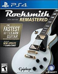 Rocksmith 2014 Edition Remastered cover art