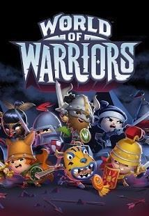 World of Warriors cover art