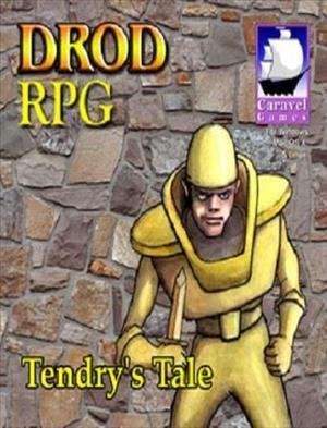 DROD RPG: Tendry's Tale cover art