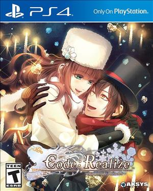 Code: Realize ~Wintertide Miracles~ cover art