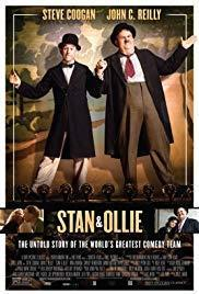 Stan & Ollie cover art