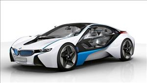 BMW i8 cover art