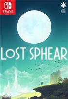 Game Lost Sphear  Switch cover art