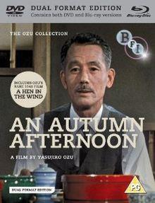 An Autumn Afternoon cover art