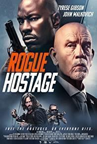 Rogue Hostage cover art