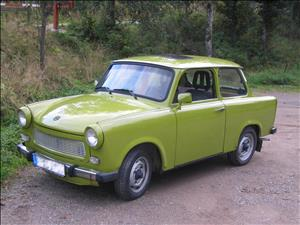 TRABANT 601 cover art