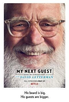 My Next Guest Needs No Introduction with David Letterman Season 2 cover art