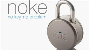 Noke: The World's First Bluetooth Padlock cover art