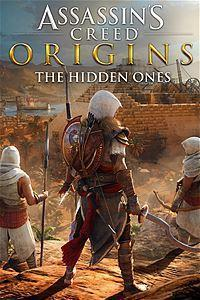 Assassin's Creed Origins - The Hidden Ones cover art