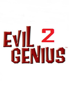 Evil Genius 2 cover art