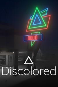 Discolored cover art