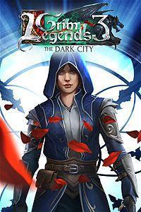 Grim Legends 3: The Dark City cover art