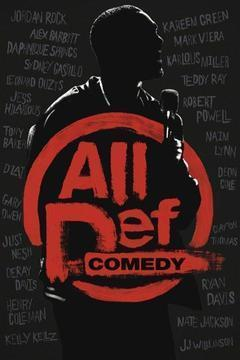 All Def Comedy Season 1 cover art